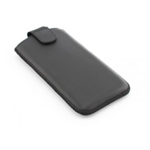 Samsung Galaxy S5 Leren Pouch Sleeve (handgemaakt Turks leer)