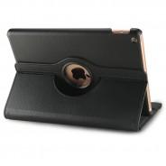 360 graden draaibare iPad 10.2 (2019) hoes / case met 2 standen zwart