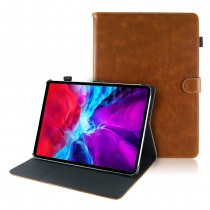 iPad Pro 11 (2020) leren hoes / case bruin